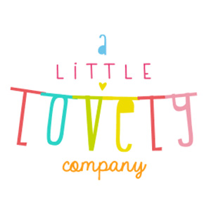 a lovely little company logo