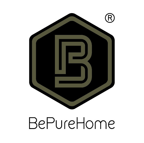 Be Pure Home logo