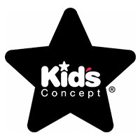 Kids concept logo