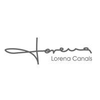 Lorena canals logo