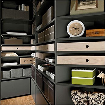 VOX bookcases & shelving