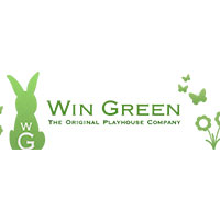 Win green logo