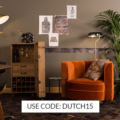 15% OFF Dutchbone