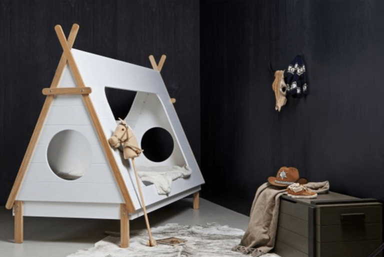 How to create a teepee sleepover party