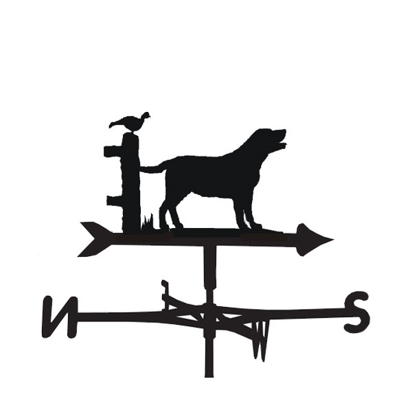 Labrador-Weathervane