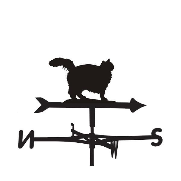 Fluffy-Cat-Weathervane