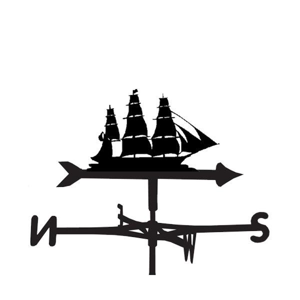 Shipahoy-Sailing-Boat-Weathervane