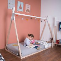 Introducing Childhome's Sleepy Teepee Range