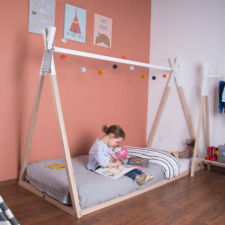 Introducing Childhome's Sleepy Teepee Range