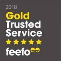 Cuckooland Awarded FEEFO Gold Trusted Service Award 2018