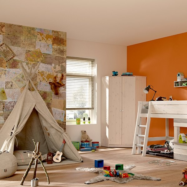 Happy Campers: Bring the Outdoors into The Kids' Bedroom