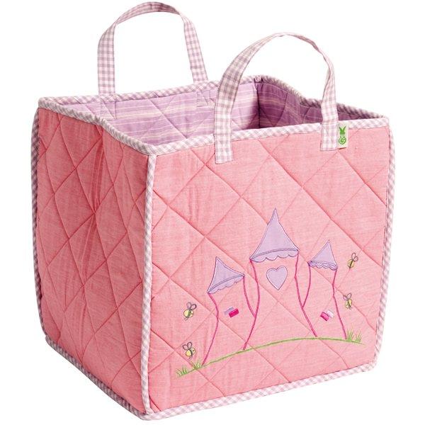Win Green Princess Toy Storage
