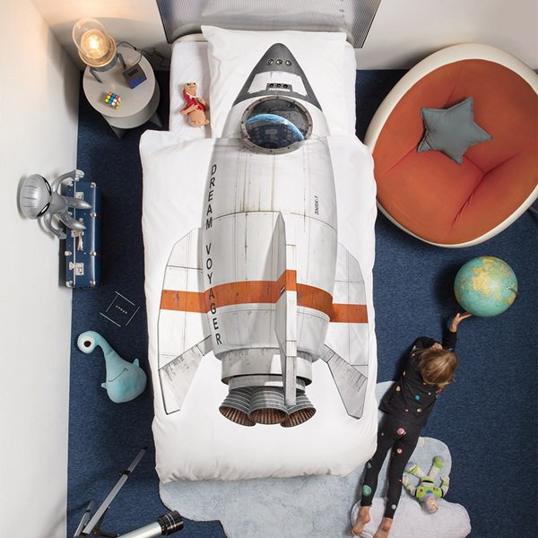 Out of This World; Kids Themed Bedroom Ideas