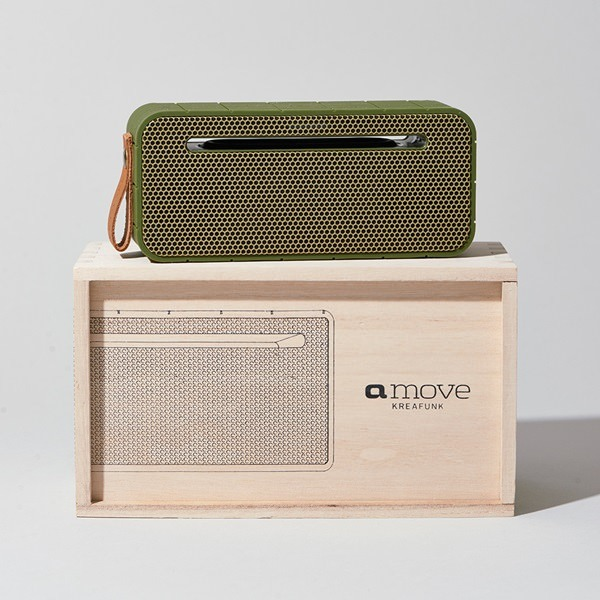 Lifestyle-Green-Khaki-Army-Speaker-by-Kreafunk