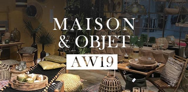 Maison et Objet Trend Report 2019