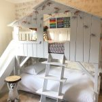 Samantha Faiers Jungle Safari Room for Baby Paul Treehouse Bed