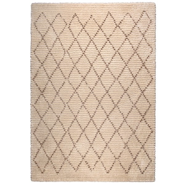 Cream-and-Brown-Jafar-Rug-from-Dutchbone