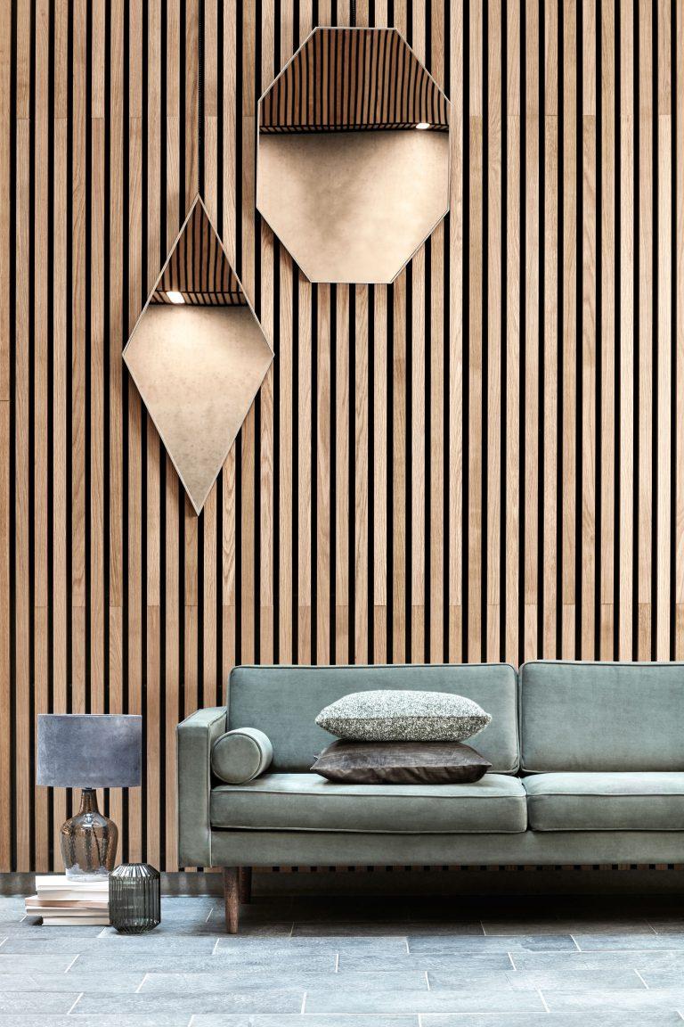 Broste Copenhagen Wind 3 Seater Sofa