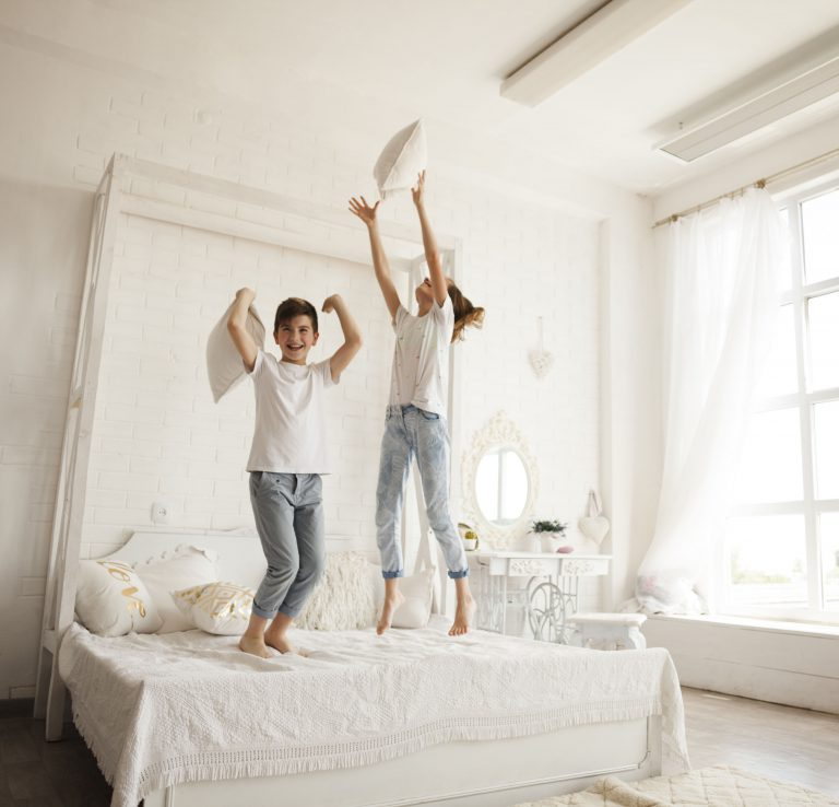 At what age should Children/Siblings stop sharing a Bedroom?