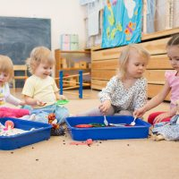 What Age Do Children Start Nursery?