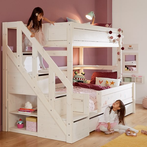 A Guide To The 7 Types Of Triple Bunk Beds Cuckooland