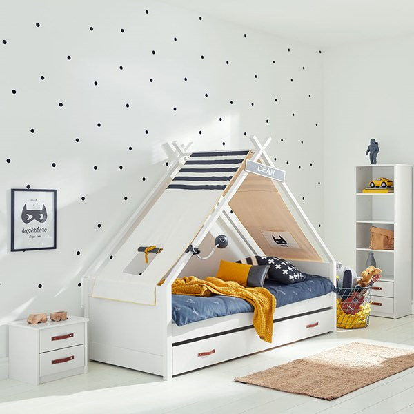The Best Teepee Bed Designs