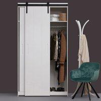 Sliding Door vs Bi-Fold Door Wardrobes