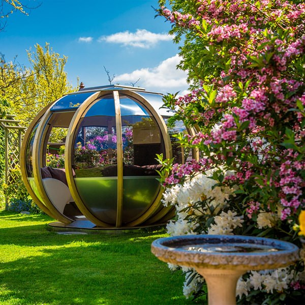 Garden Pods – The Social Space for You