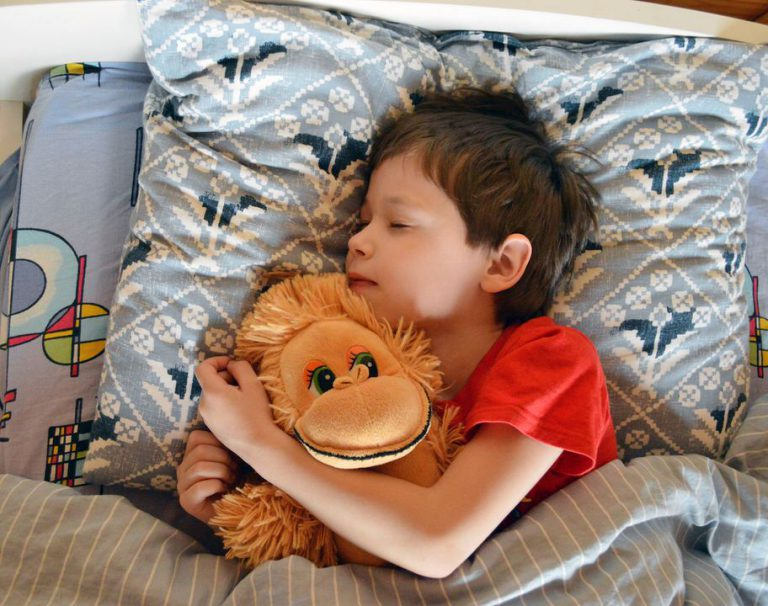 How to Keep Kids In Their Own Bed