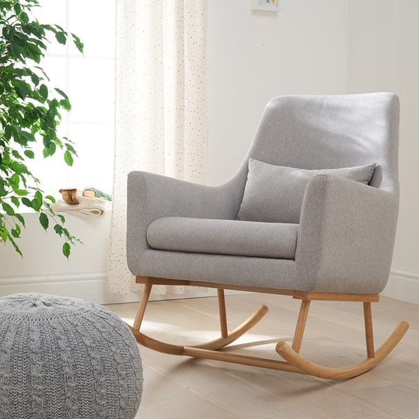Why a Rocking Chair is the Perfect Nursery Accessory
