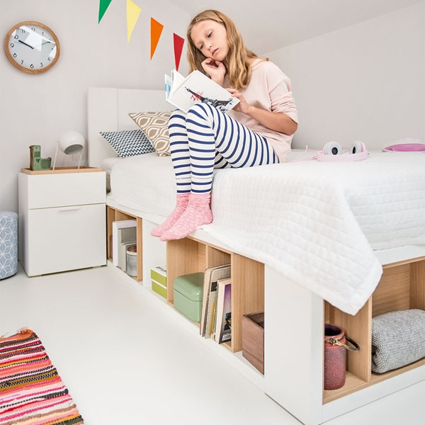 The Best Storage Beds for Kids