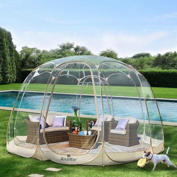 How to Style a Garden Pod
