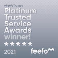 Cuckooland Feefo Platinum Trusted Service Award Winners 2021