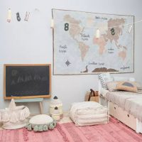 Top Tips on how to design your Child's Dream Bedroom using an Inspiration Board