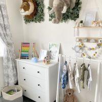 Nursery Ideas for a Summer Baby