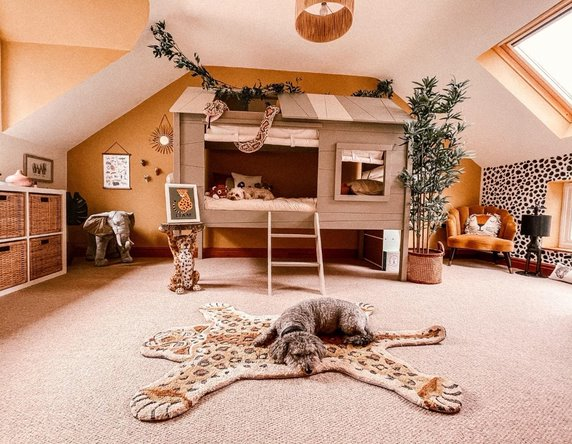 Create a cosy kids bedroom this autumn