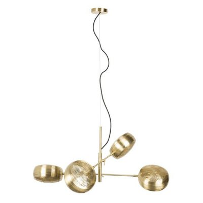 4-Part-Chandelier-Pendant-Light-from-Zuiver