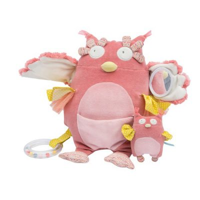 Activity-Owl-Childrens-Gift