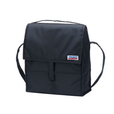 Black-Picnic-Chiller-Cool-Bag-Packit-Front
