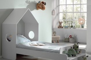 Casami-Single-House-Bed-in-White