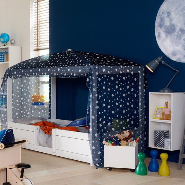 Childrens-4-In-1-Single-Bed-With-Canopy-Lifetime