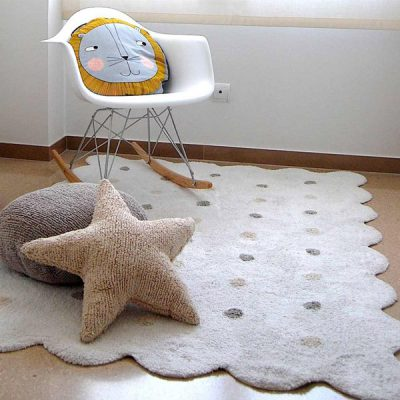 Childrens-White-Biscuit-Rug