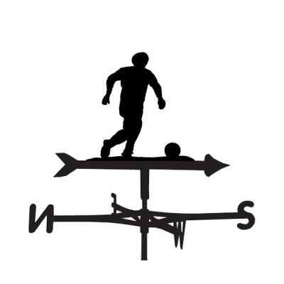 Football-hobbies-Weathervane