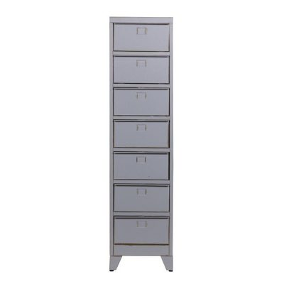 Industrial-7-Door-Locker-Unit