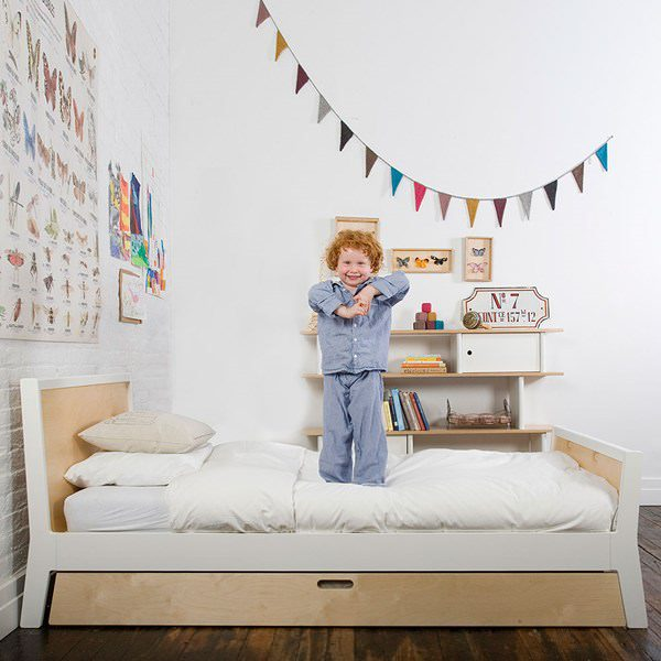 Kids-Single-Bed-Frame-in-White-and-Birch