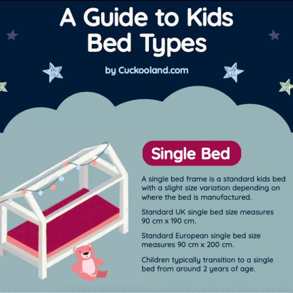 Kids bed guide