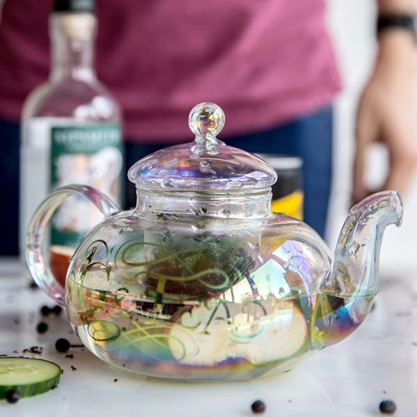Luxury-Gin-and-Tonic-Cocktail-Teapot