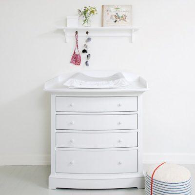 Nursery-Baby-Change-Unit-Table-Dresser-White-Oliver-Furniture