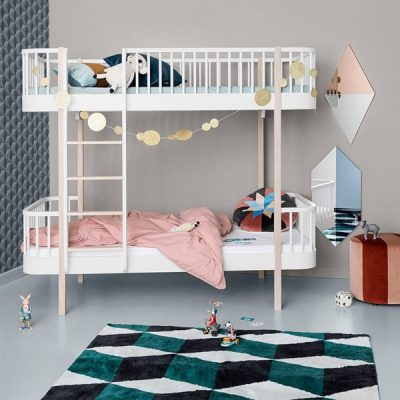 Oliver-Wood-Bunk-Bed-in-Oak-and-White