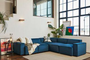 Swyft-Model-03-Velvet-Teal-Modular-Corner-Sofa